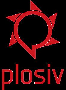 Plosiv - logo